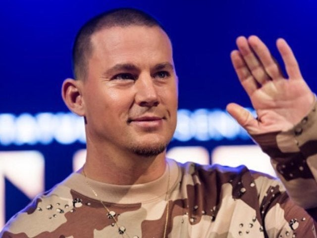Channing Tatum Spotted in Public for First Time Since Jessie J Split