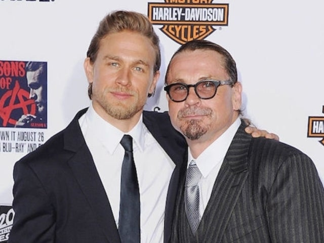 'Sons of Anarchy' Showrunner Kurt Sutter Shares Candid Throwback Photo With Charlie Hunnam