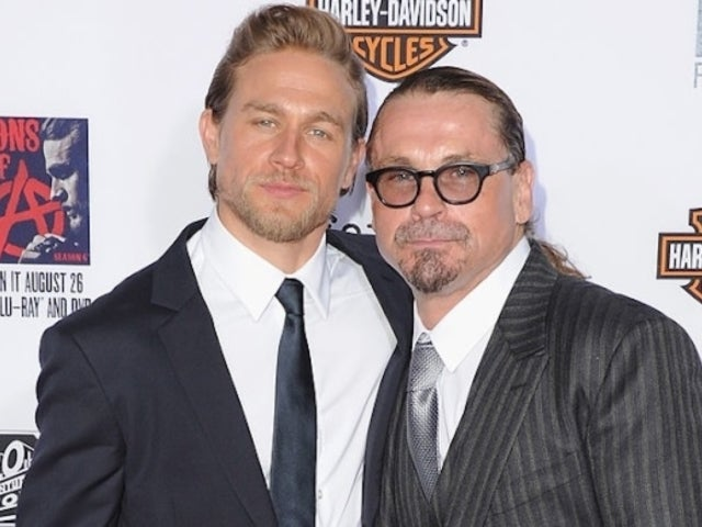 'Sons of Anarchy' Creator Kurt Sutter Pokes Fun at 'Unemployed' Status With Throwback Photo of Charlie Hunnam, Mark Boone Junior
