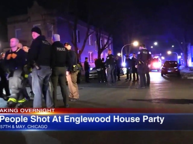 13 Shot at Chicago Residence During Overnight House Party
