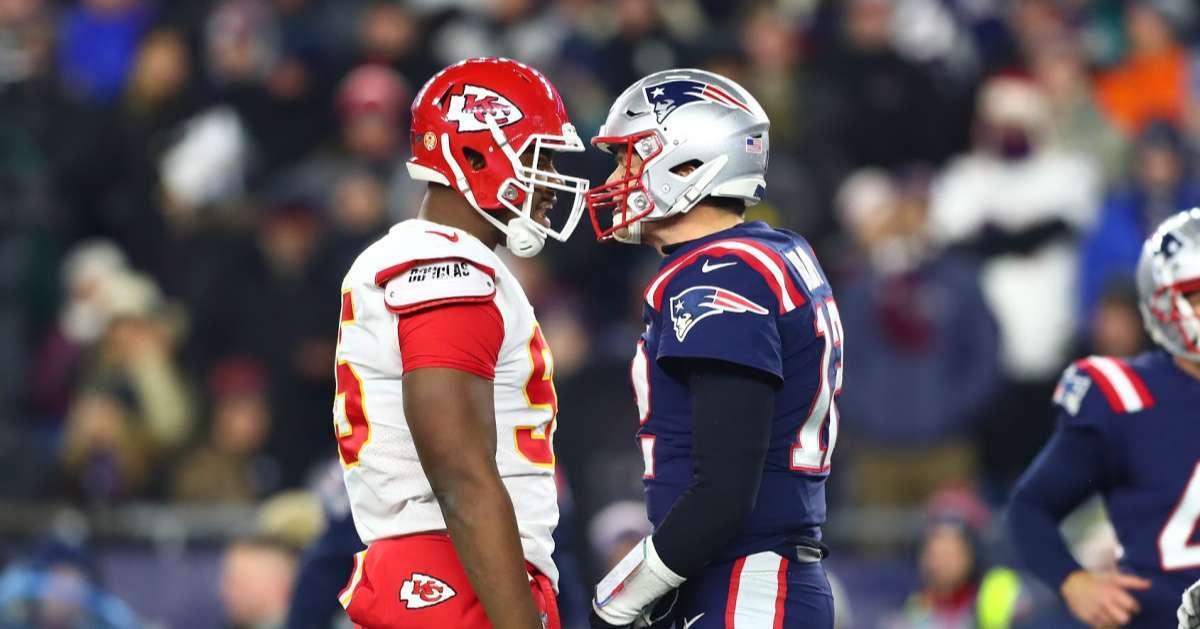 Chiefs DL Chris Jones Explains Heated Exchange With Tom Brady