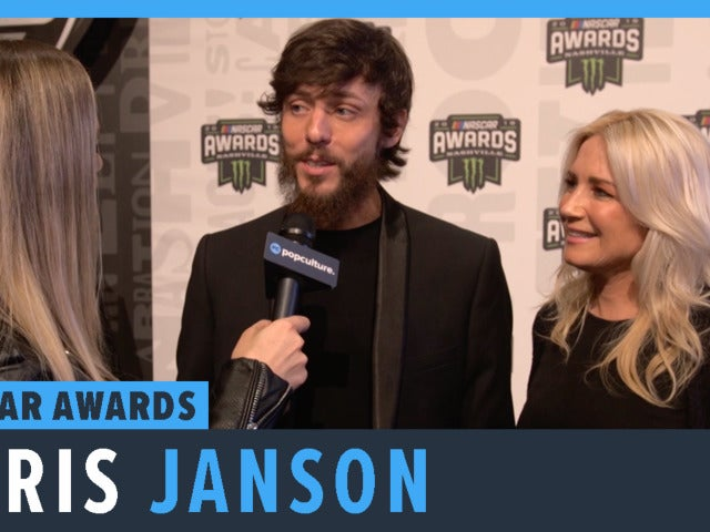 Chris Janson - Exclusive Interview from the NASCAR Awards
