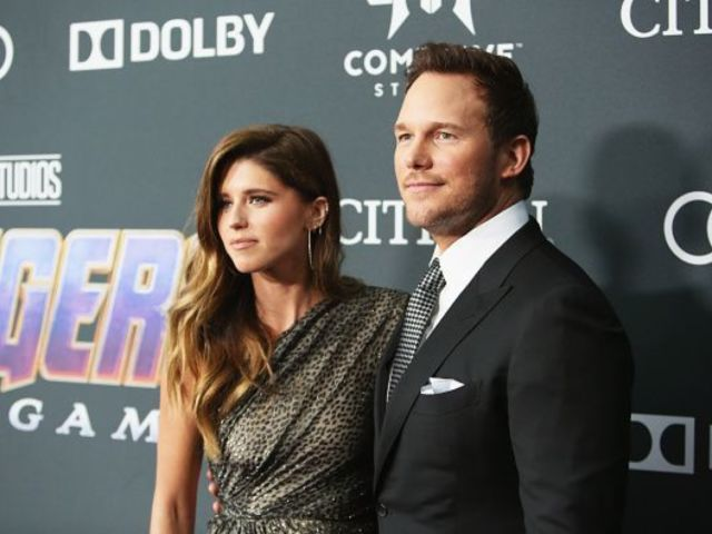 Chris Pratt Pigs out With Sweet Tribute to Wife Katherine Schwarzenegger for 30th Birthday