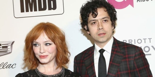 `Good Girls` Star Christina Hendricks Files for Divorce...