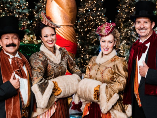 'The Christmas Caroler Challenge': How to Watch, What Time and What Channel