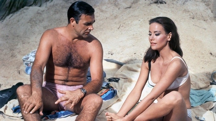 claudine auger getty images