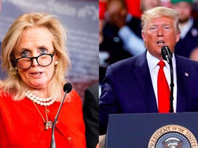 Congresswoman Debbie Dingell Slams Donald Trump for Suggesting Her Late Husband Went to Hell