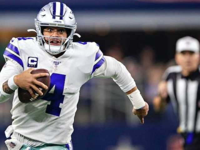 Cowboys QB Dak Prescott 'Is Done' Talking After Bills Loss