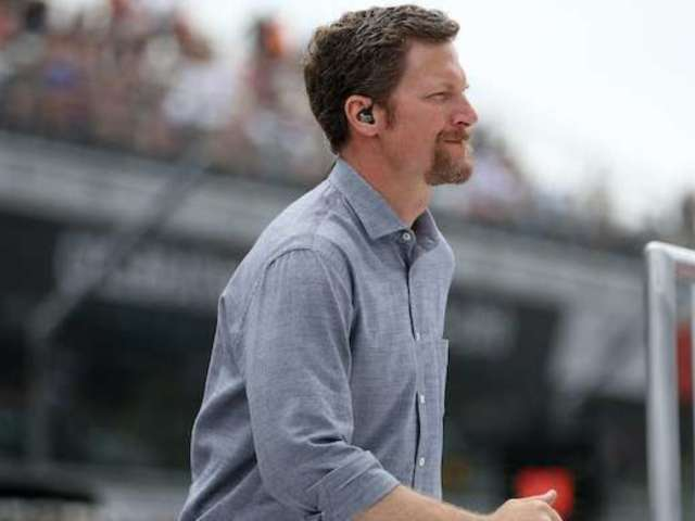 Dale Earnhardt Jr. Reveals Tribute to Late Dad's Race Cars