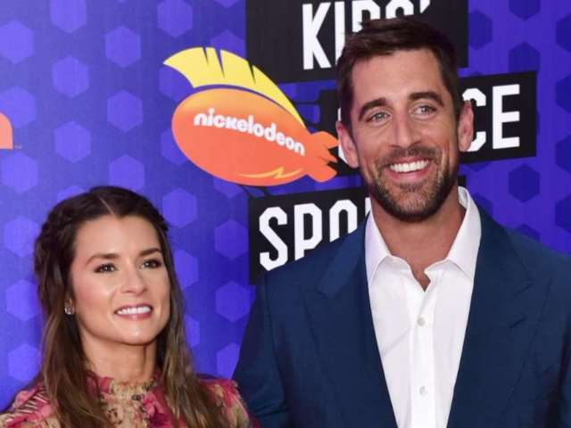 Danica Patrick Sends Birthday Message to Aaron Rodgers