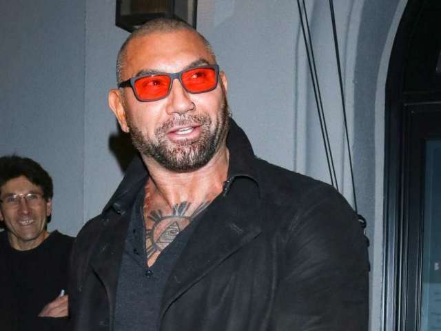Dave Bautista Reveals New 'I Can't Breathe' and 'We the People' Tattoos