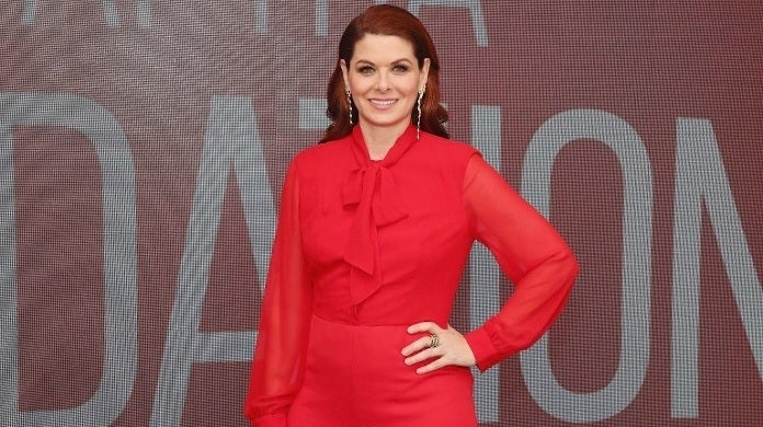 debra messing getty images 2019