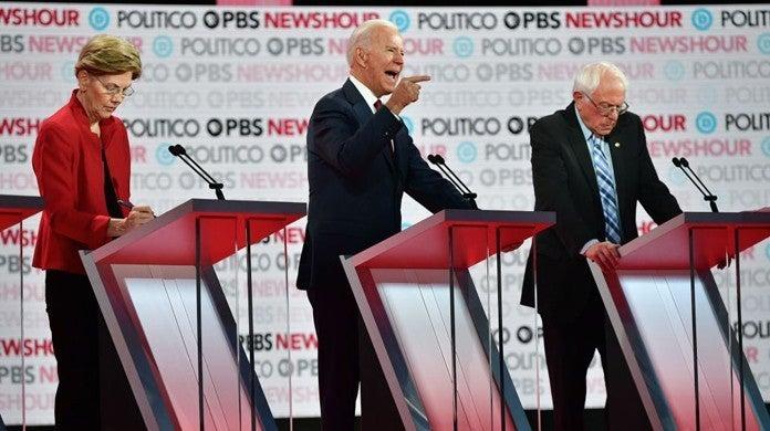 democratic-debate-getty
