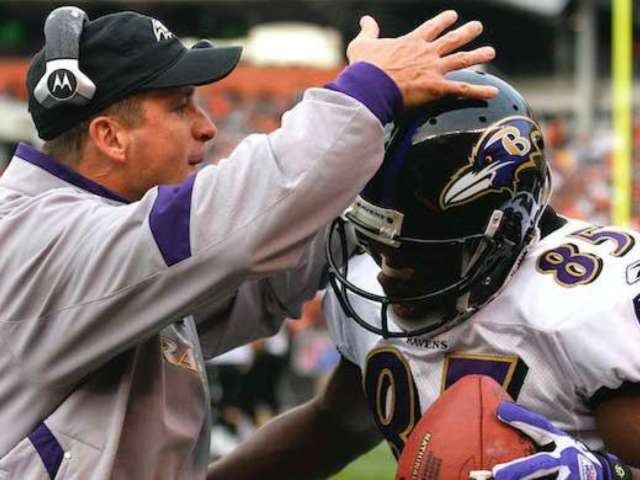 Former NFL Receiver Derrick Mason Explains Success of the Baltimore Ravens (Exclusive)