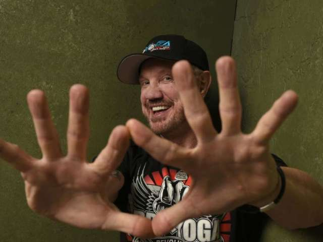 WWE Alum Diamond Dallas Page Divorcing Wife Brenda