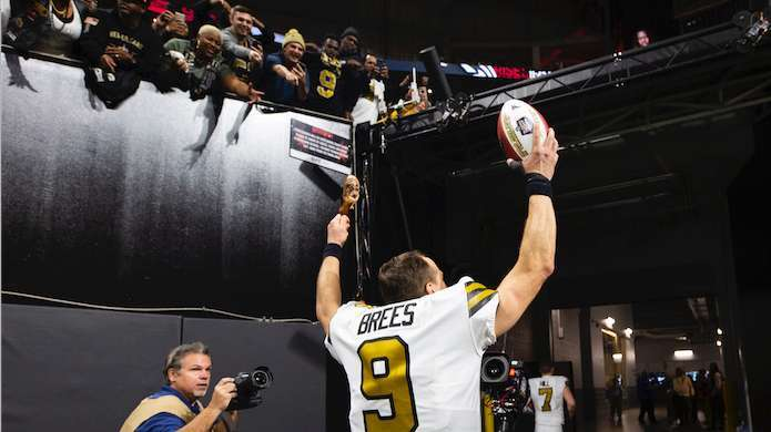 Drew-Brees-NFL-Record