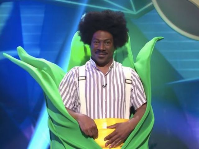 'SNL': Eddie Murphy Brings Back Buckwheat in 'The Masked Singer' Parody