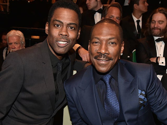 'SNL': Why Eddie Murphy Didn't Return to Show for 35 Years