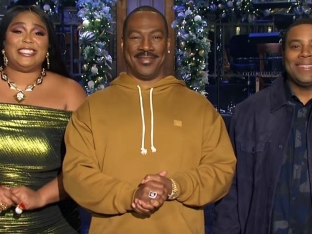 Lizzo Posts Eddie Murphy 'SNL' Video With Kenan Thompson That's Getting All Kinds of Reactions