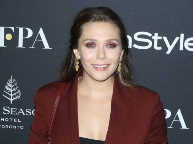 Elizabeth Olsen Changes Her Hair Color