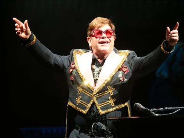 Elton John Launches into NSFW Rant at Security During Australian Concert
