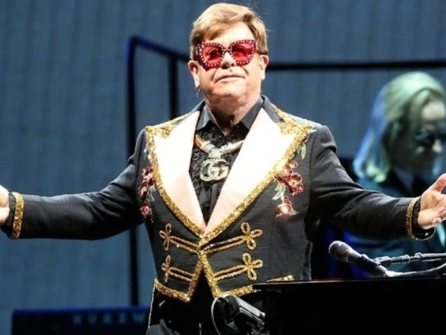 Elton John Reveals He Once Had to Wear a Diaper During a Las Vegas Concert
