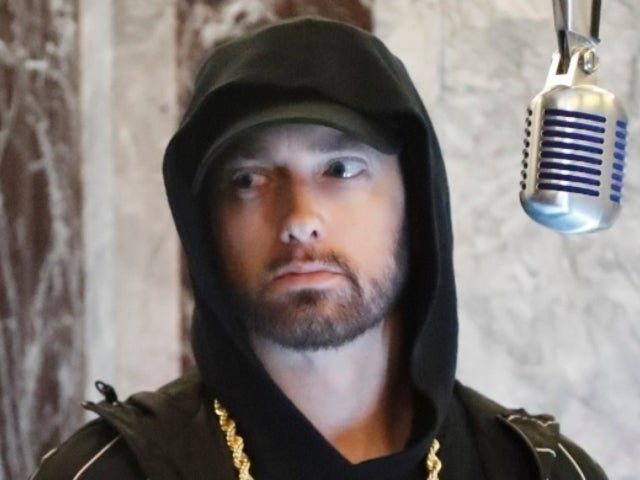 Eminem's Climactic '8 Mile' Rap Battle Hilariously Syncs up With a '90s Hit