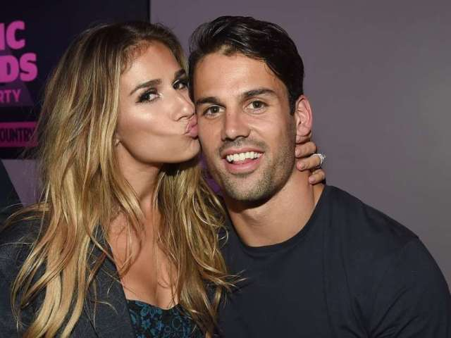 Eric Decker Reveals Funny 'First Kiss' Photo With Wife Jessie James Decker