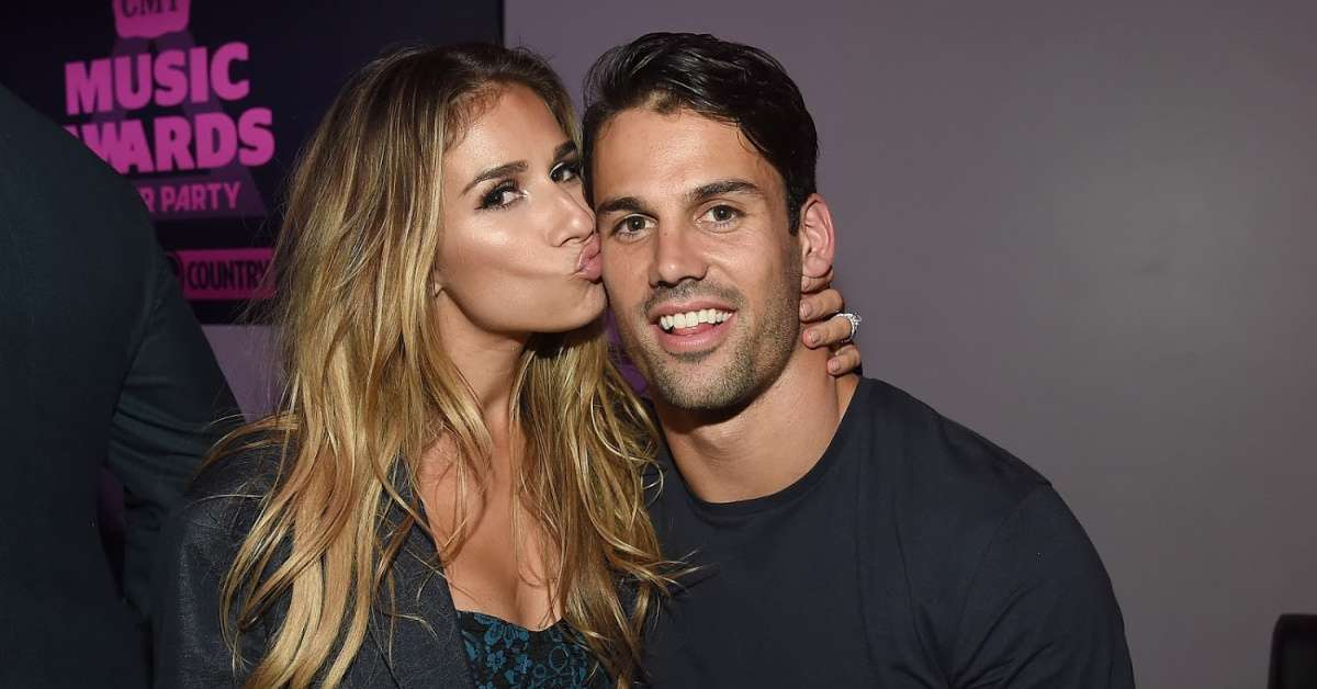 Eric Decker Jessie James Decker First Kiss funny