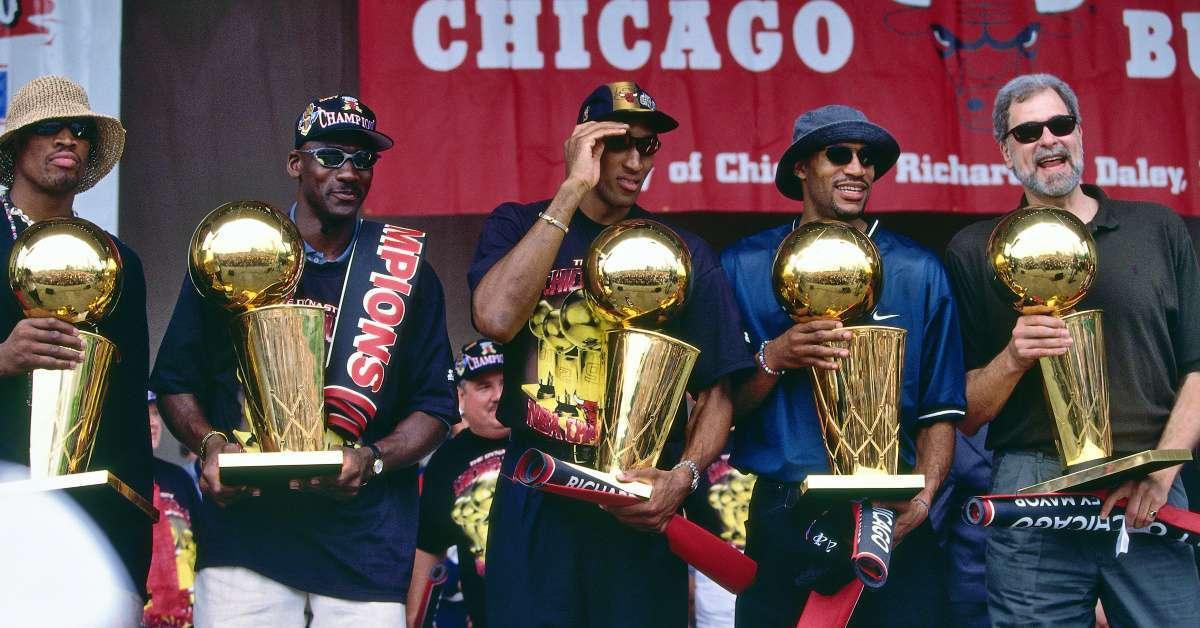 ESPN trailer Michael Jordan series