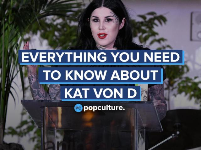Everything You Need to Know About Kat Von D