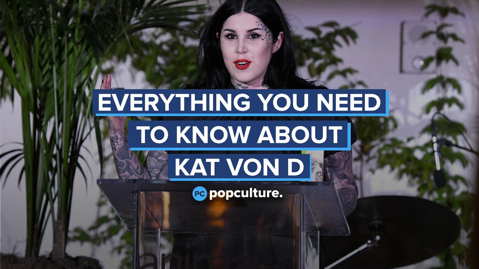 Everything You Need to Know About Kat Von D screen capture