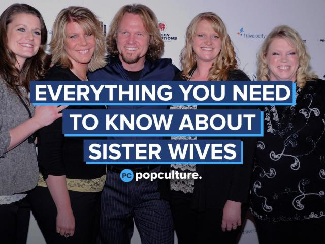 Everything You Need to Know About the Sister Wives