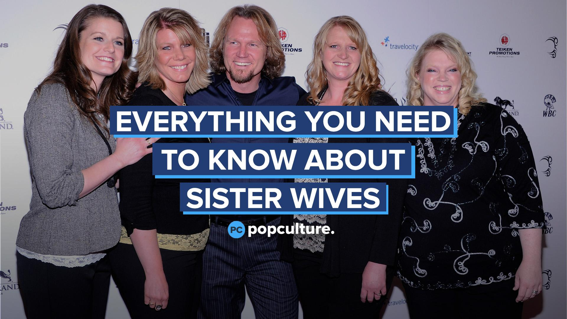 Everything You Need to Know About the Sister Wives screen capture