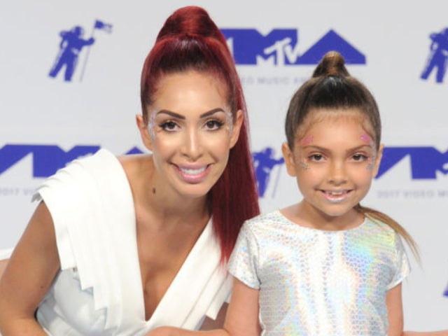 'Teen Mom' Alum Farrah Abraham Called out by Daughter Sophia After Drive-Thru Outburst