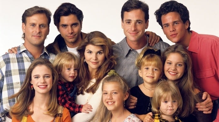 full house cast getty images