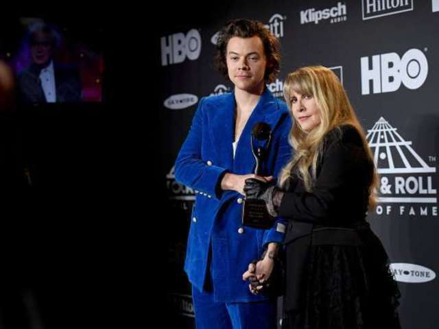 Harry Styles Brings out Stevie Nicks, Sings One Direction Classic