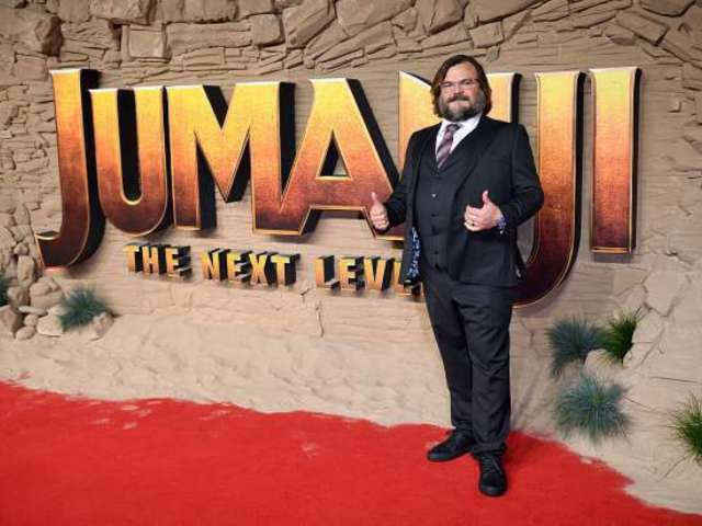 Jack Black Says He Might Retire From Acting After 'Jumanji: The Next Level'