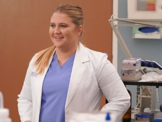 'Grey's Anatomy' Star Jaicy Elliot Reacts to Justin Chambers Exit
