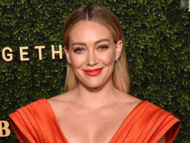 Hilary Duff Shares First Photo From Intimate Backyard Wedding With Matthew Koma