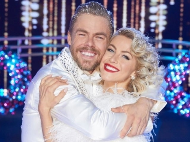 Julianne Hough's NBC Christmas Special Gets Rave Reviews Just Weeks After 'AGT' Firing