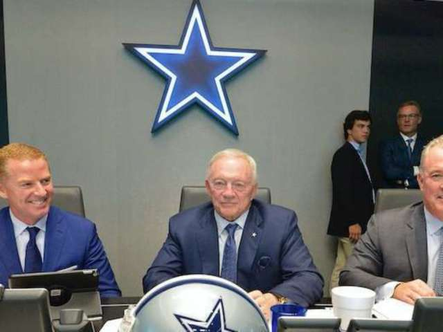 Cowboys Owner Jerry Jones Sees Jason Garrett Coaching in the NFL in 2020