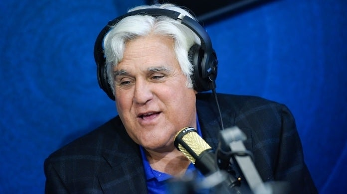 jay leno getty images