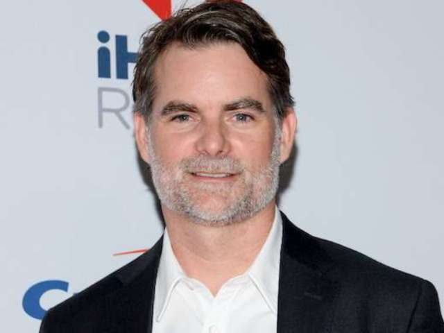 Watch: Jeff Gordon Takes His Wife Ingrid Vandebosch and Son Leo to 'Star Wars' Premiere