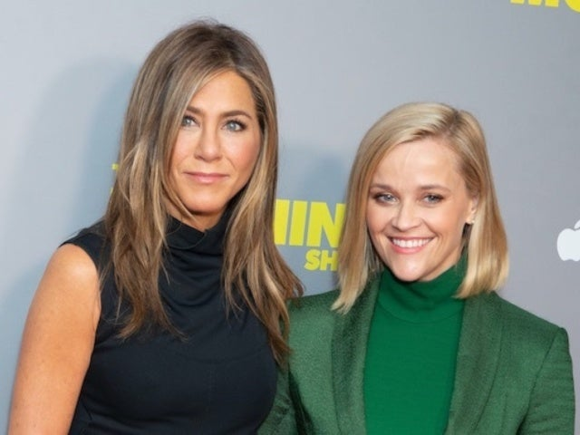 Reese Witherspoon Posts Emotional Photo With Jennifer Aniston to Mark Final Day Shooting 'The Morning Show'