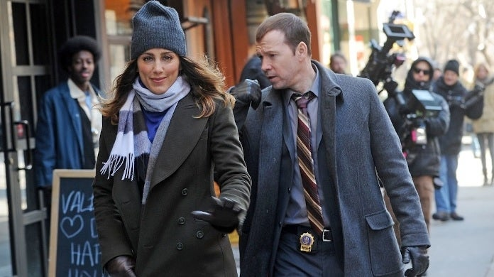 jennifer esposito donnie wahlberg getty images