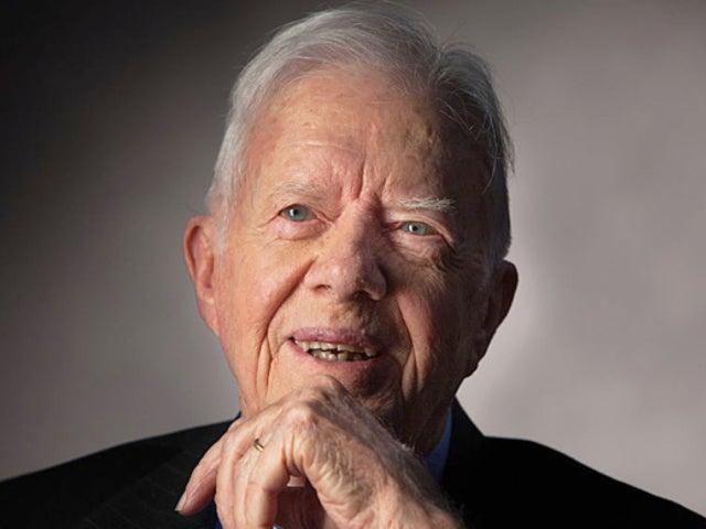 Jimmy Carter Hospitalized Yet Again Amid Rash of Health Issues