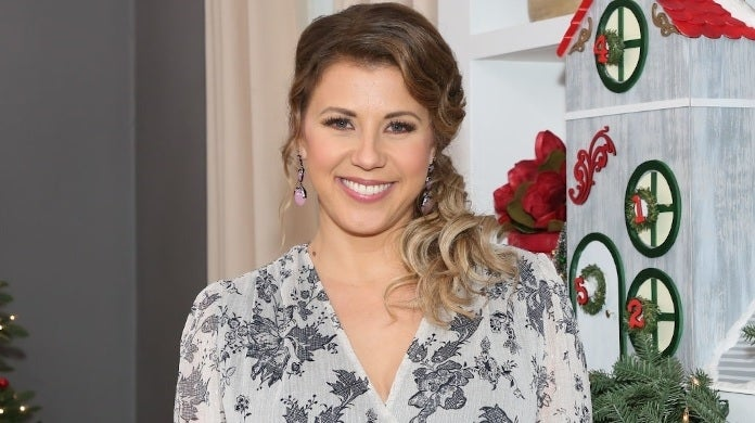 jodie sweetin getty images