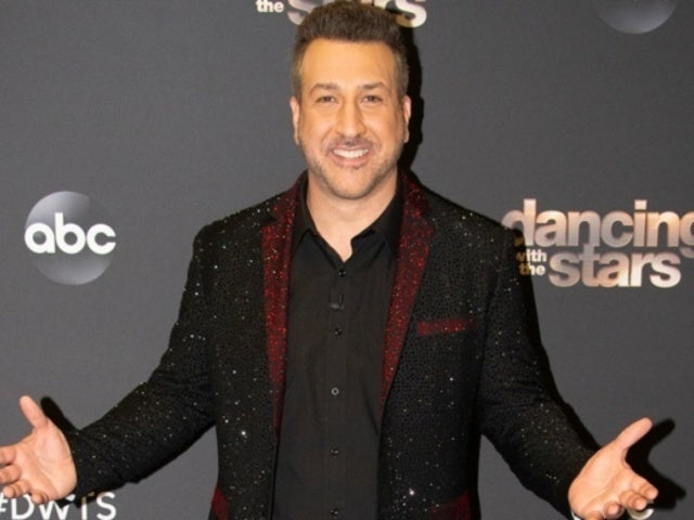 Joey Fatone Reflects on His 'DWTS' Wardrobe Malfunction, Reveals It Happens All the Time