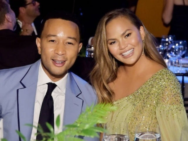 Chrissy Teigen Freaks out After John Legend Invites All His Fellow 'Voice' Coaches Over for Dinner Without Telling Her